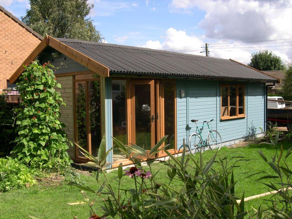 Warwick Log Cabins Warwick Garden Buildings Workrooms
