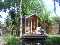 8 x 8 Garden Office. For further details see the office part of the website. This is from the Contemporary range.