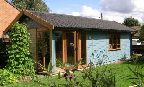 Garden Buildings Log Cabins Garden Rooms Summer Rooms Garden